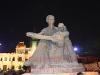 Saigon bei Nacht mit Onkel Ho