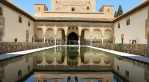 Alhambra-Innenhof