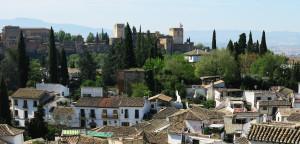 Granada und Alhambra