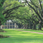 ...die Herrenhäuser am Mississippi...