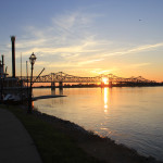 ...Mississippi bei Natchez...
