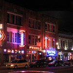 ...Nashville - die Country-Music Metropole...