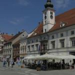 Maribor - alter Markt