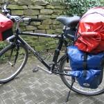 Rad-reisefertig