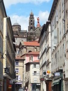 Le Puy Kathedrale